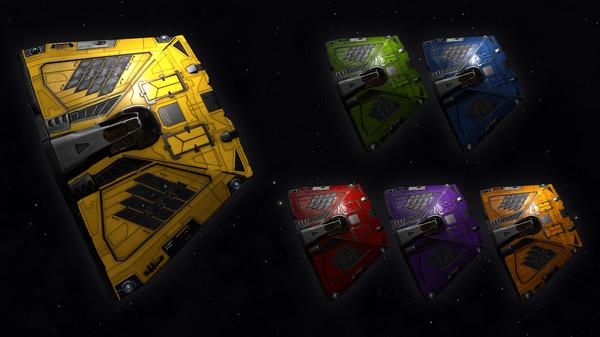 Скриншот №4 к Elite Dangerous Commander Pack