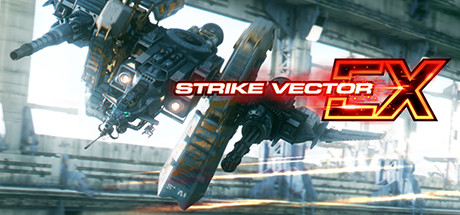 Strike Vector EX Cover Image