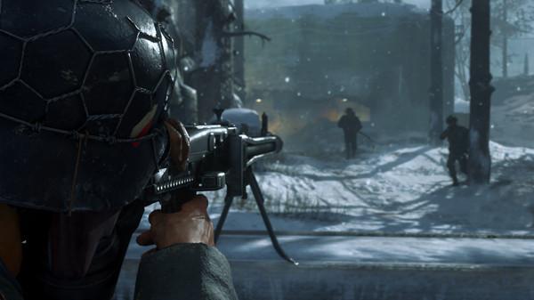 Call of Duty: WWII скриншот