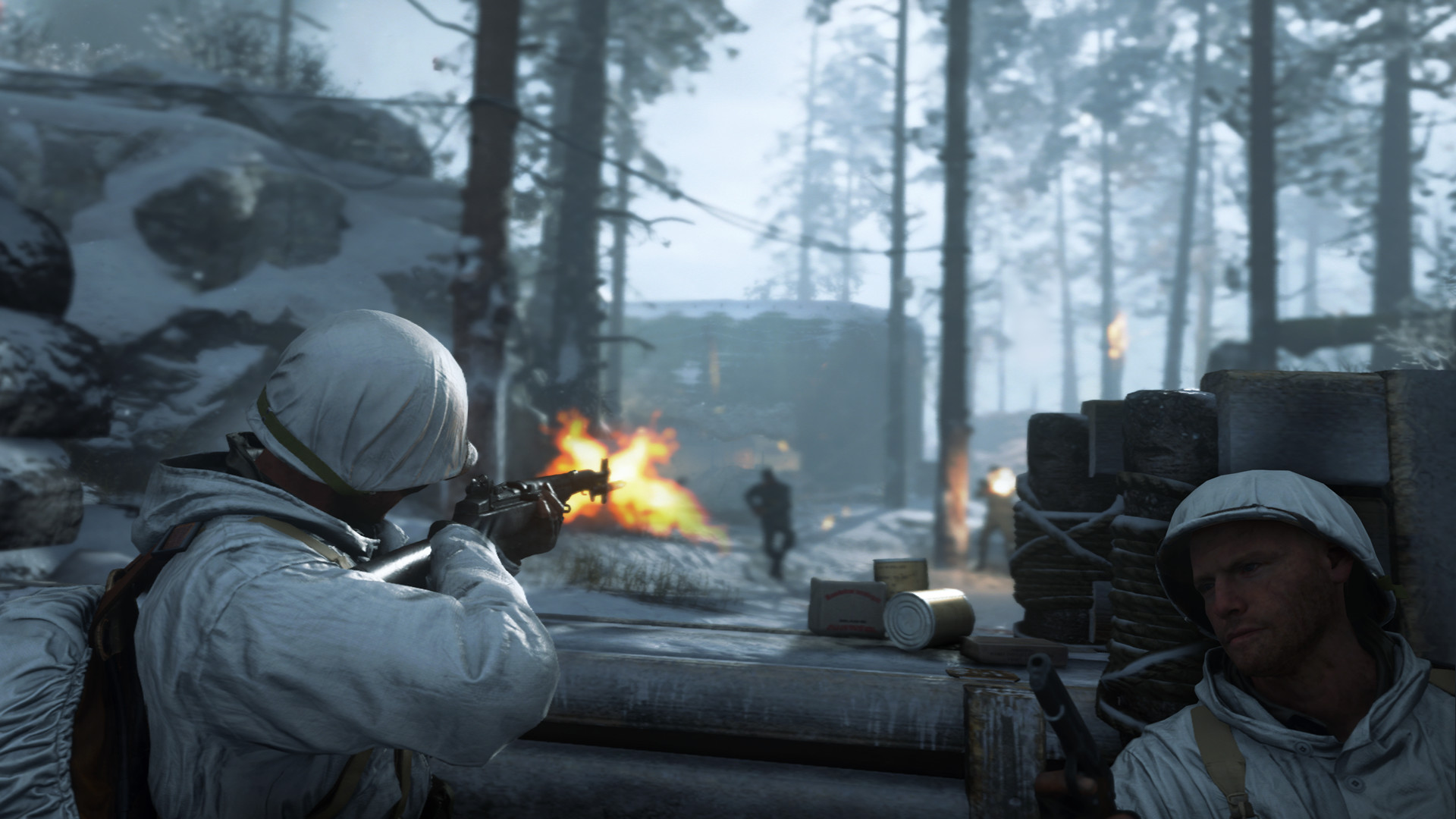 Call of Duty: WWII Screenshot 1