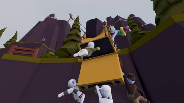 Human: Fall Flat скриншот