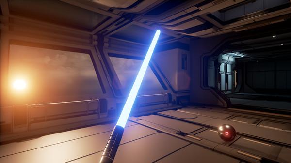 Скриншот №1 к Lightblade VR