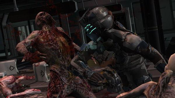 Скриншот №1 к Dead Space™ 2