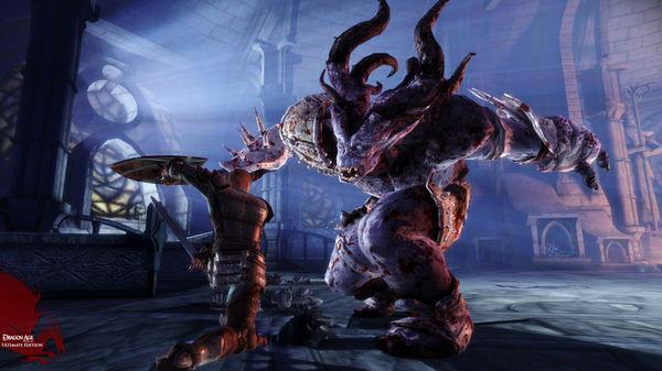 Скриншот №5 к Dragon Age Origins - Ultimate Edition
