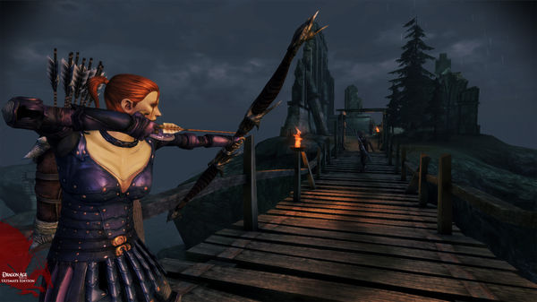 Скриншот №4 к Dragon Age Origins - Ultimate Edition