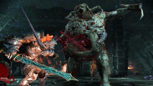 Скриншот №2 к Dragon Age Origins - Ultimate Edition