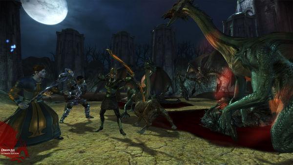 Скриншот №8 к Dragon Age Origins - Ultimate Edition
