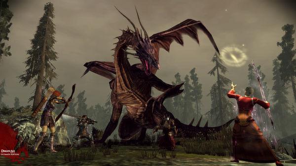 Скриншот №1 к Dragon Age Origins - Ultimate Edition