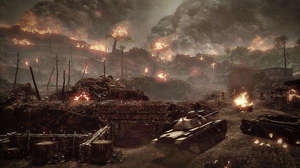 Скриншот №2 к Battlefield Bad Company 2 Vietnam