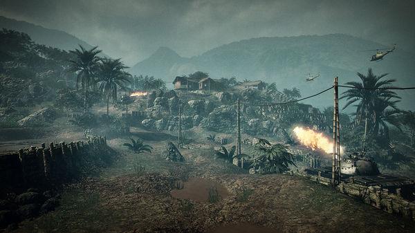 Скриншот №7 к Battlefield Bad Company 2 Vietnam