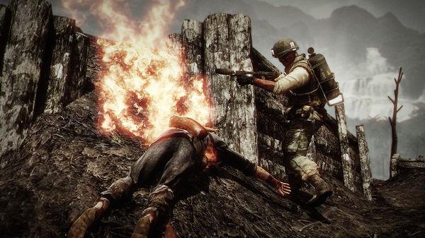 Скриншот №1 к Battlefield Bad Company 2 Vietnam