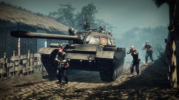 Скриншот №8 к Battlefield Bad Company 2 Vietnam