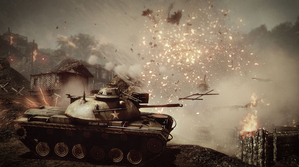 Скриншот №3 к Battlefield Bad Company 2 Vietnam