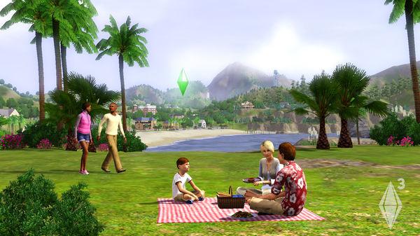 Скриншот №13 к The Sims™ 3