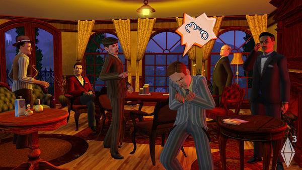 Скриншот №9 к The Sims™ 3