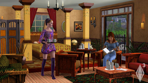 Скриншот №3 к The Sims™ 3