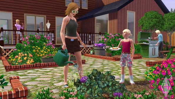 Скриншот №5 к The Sims™ 3