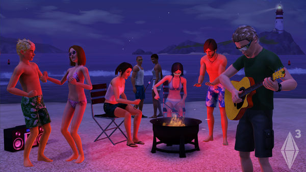 Скриншот №2 к The Sims™ 3