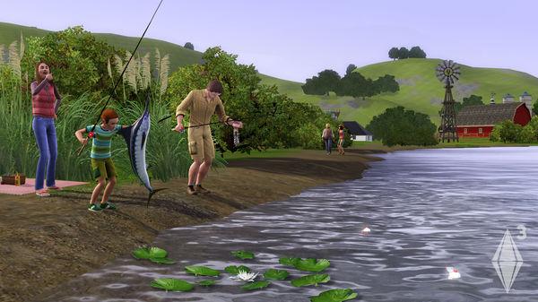 Скриншот №11 к The Sims™ 3
