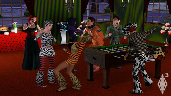 Скриншот №7 к The Sims™ 3