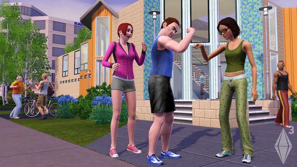 Скриншот №6 к The Sims™ 3