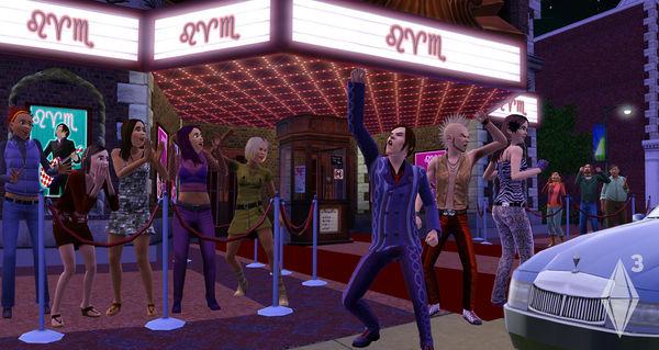 Скриншот №10 к The Sims™ 3