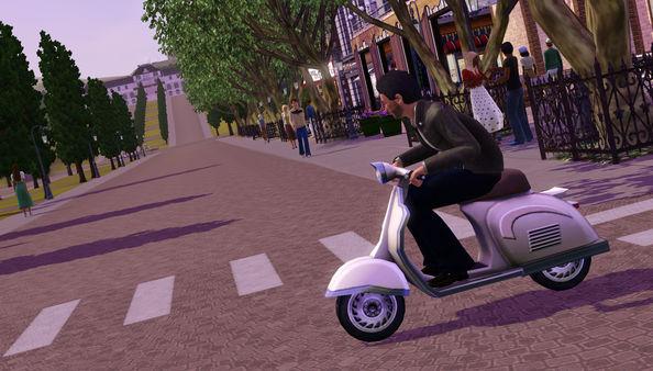 Скриншот №4 к The Sims™ 3 World Adventures