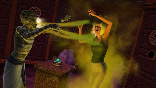 Скриншот №1 к The Sims™ 3 World Adventures