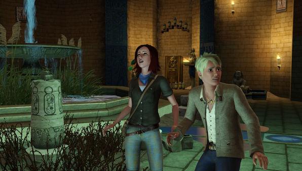 Скриншот №9 к The Sims™ 3 World Adventures