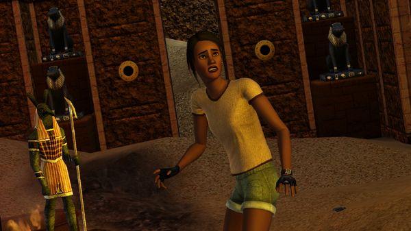 Скриншот №8 к The Sims™ 3 World Adventures