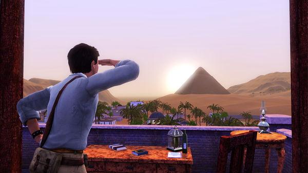 Скриншот №6 к The Sims™ 3 World Adventures