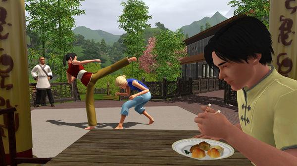 Скриншот №5 к The Sims™ 3 World Adventures