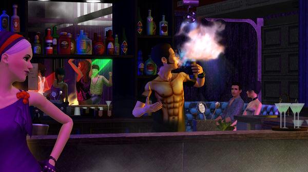 Скриншот №18 к The Sims™ 3 Late Night