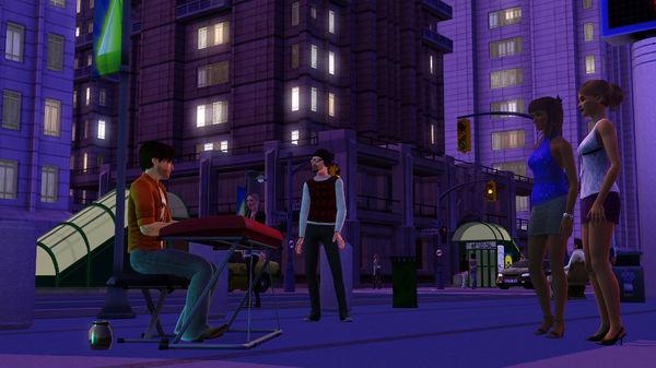 Скриншот №10 к The Sims™ 3 Late Night