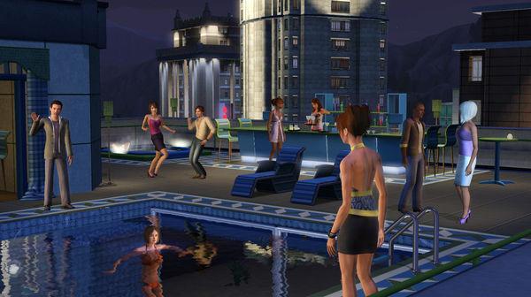 Скриншот №12 к The Sims™ 3 Late Night