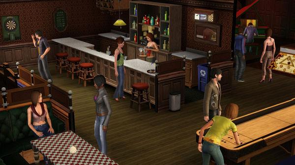 Скриншот №13 к The Sims™ 3 Late Night