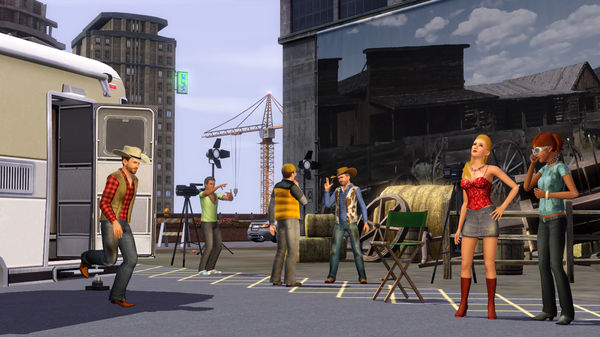 Скриншот №2 к The Sims™ 3 Late Night