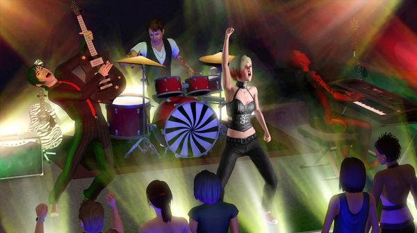 Скриншот №24 к The Sims™ 3 Late Night