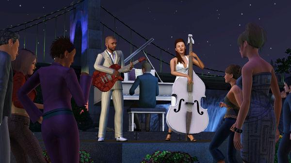 Скриншот №21 к The Sims™ 3 Late Night