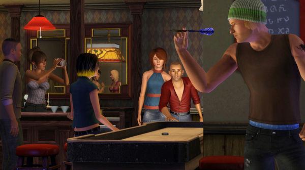 Скриншот №3 к The Sims™ 3 Late Night