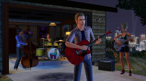 Скриншот №19 к The Sims™ 3 Late Night