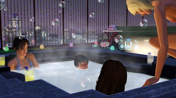 Скриншот №20 к The Sims™ 3 Late Night