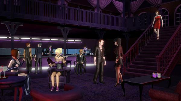 Скриншот №14 к The Sims™ 3 Late Night