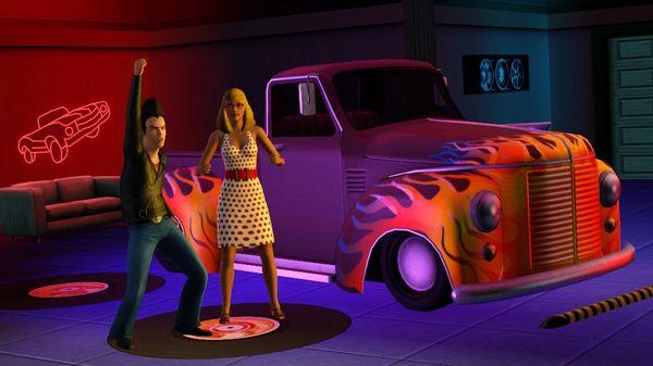 Скриншот №9 к The Sims™ 3 Fast Lane Stuff