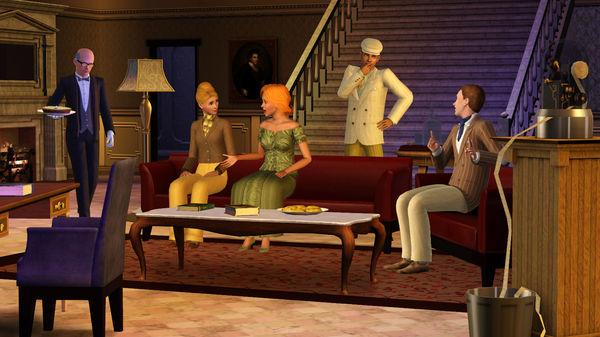Скриншот №10 к The Sims™ 3 Fast Lane Stuff