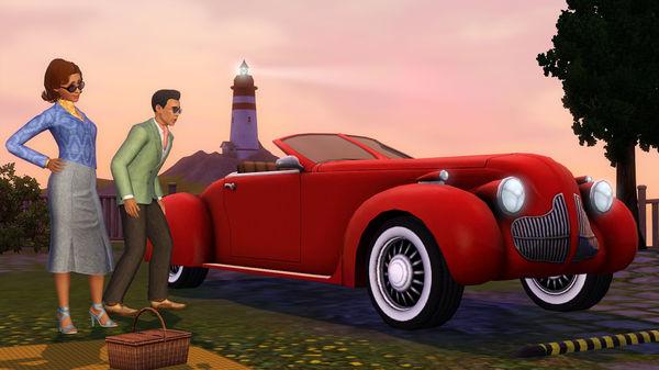 Скриншот №3 к The Sims™ 3 Fast Lane Stuff