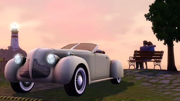 Скриншот №6 к The Sims™ 3 Fast Lane Stuff