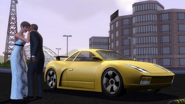 Скриншот №7 к The Sims™ 3 Fast Lane Stuff