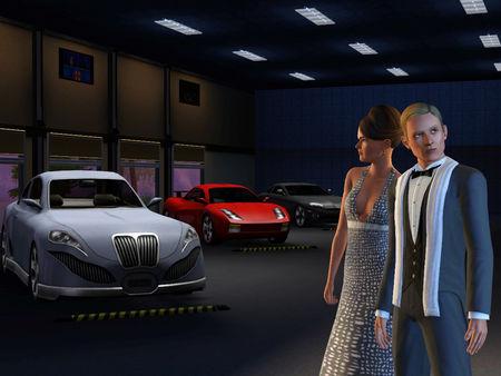 Скриншот №2 к The Sims™ 3 Fast Lane Stuff