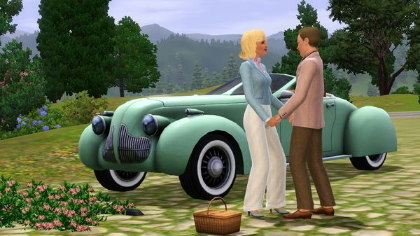 Скриншот №5 к The Sims™ 3 Fast Lane Stuff